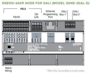 Energi Savr Node for DALI